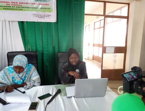 20 avril 2019, Séminaire des femmes du CERFI