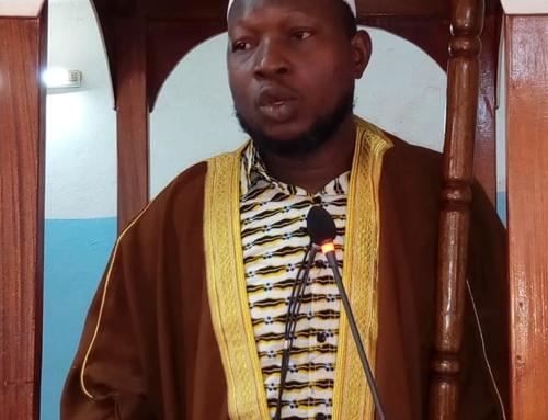 Imam Younouss COMPAORE sur le Ramadan